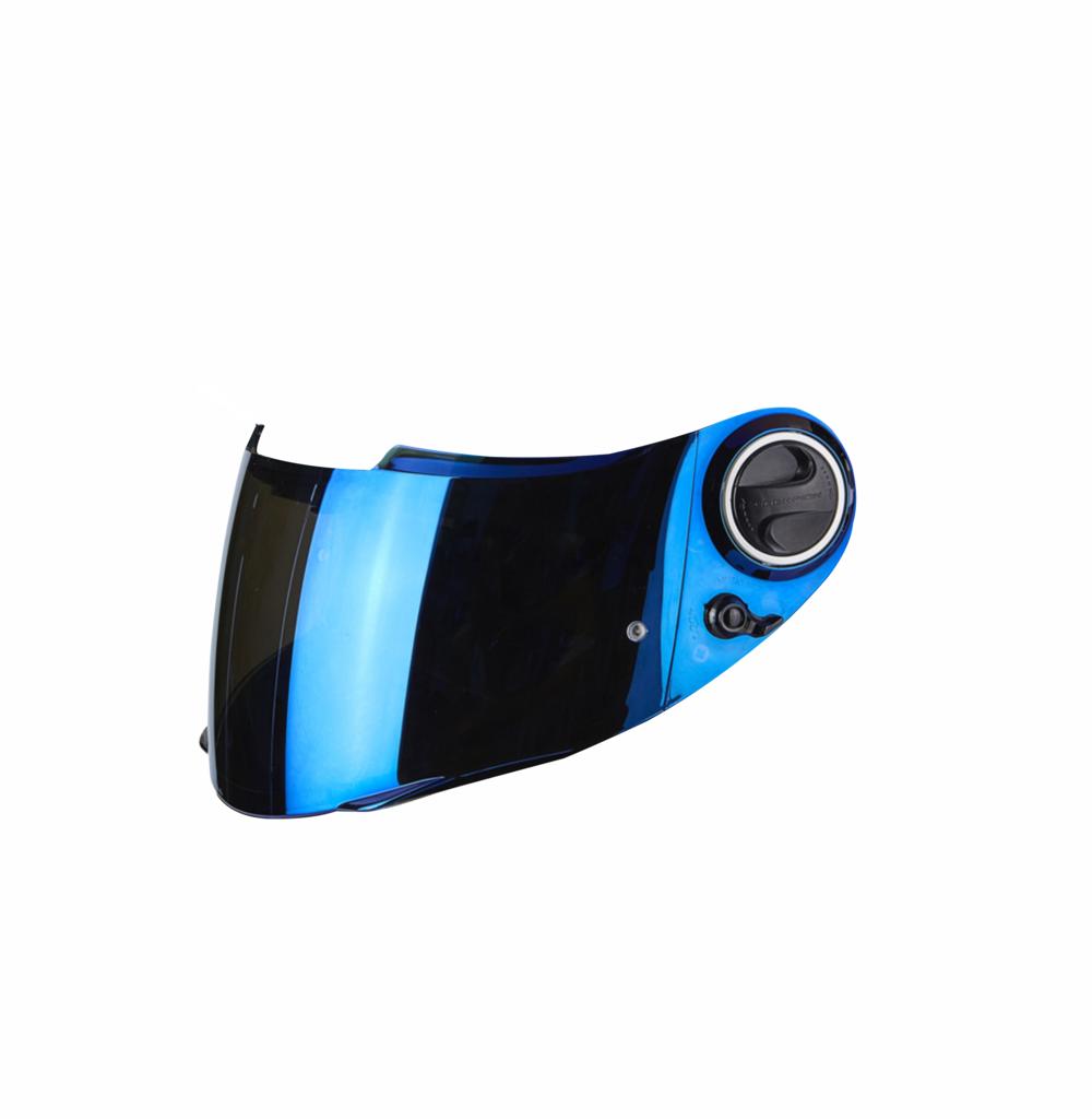 VISOR SCORPION EXO 490 / 500 / 1000 Iridium Blue