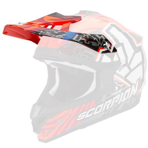VX-15 EVO Rok Bagoros Visor Neon Orange