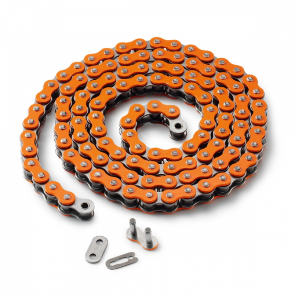 EK O-Ring CHAIN 520 SRO6 120 Links ORANGE