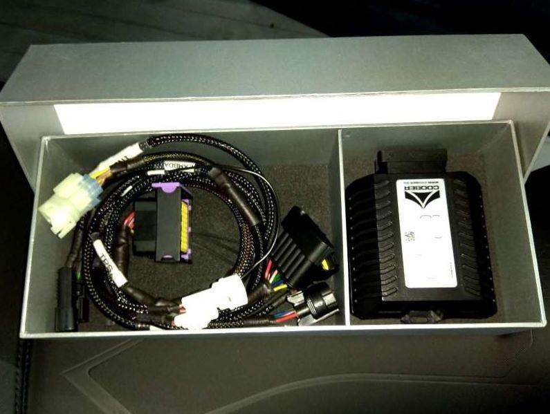 Power kit - KTM 790 ADV / R