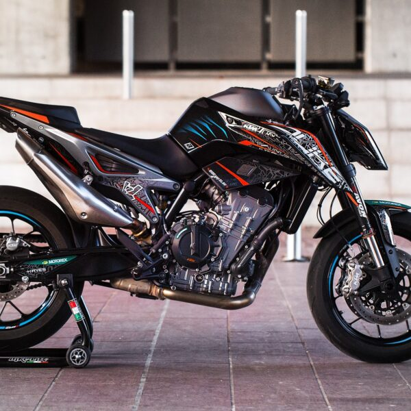 ROKON STICKER KIT KTM DUKE 790 / 890R - LIMITED EDITION