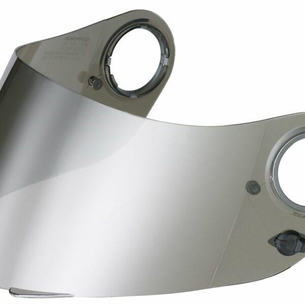 VISOR SCORPION EXO 490 / 500 / 1000 Mirror Silver