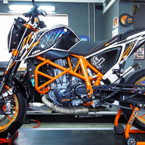 RokON Sticker Kit - KTM DUKE 690