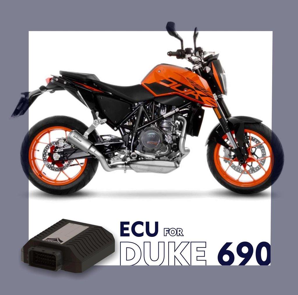 Coober ECU - KTM 690 Duke MY 2017 - 2019
