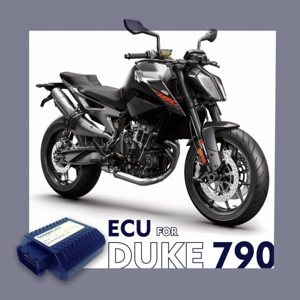 Coober ECU - KTM DUKE 790 MY 2018 - 2020