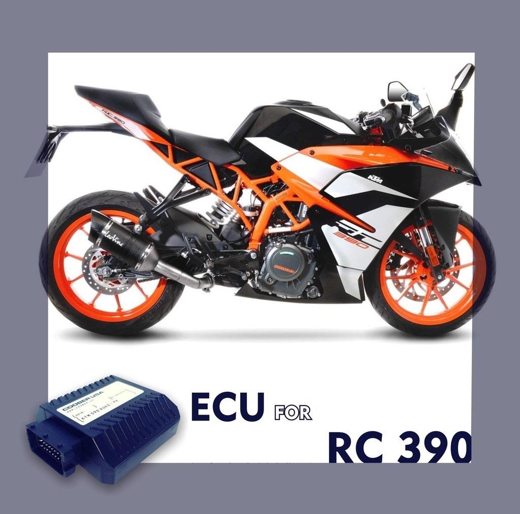 Coober ECU - KTM RC 390 MY 2017+