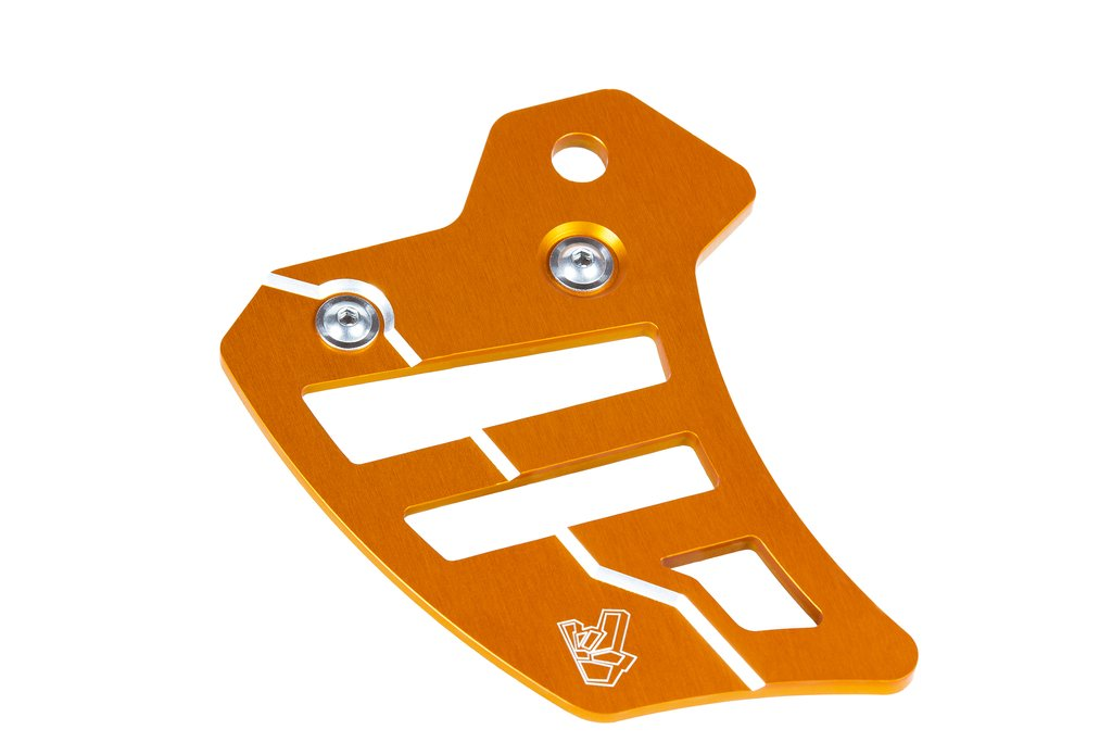 TOE CHAIN GUARD - KTM RC 125 / 200 / 250 / 390 MY 2011 - 2017