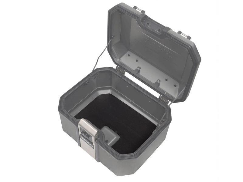 D0TR48100B Top aluminium case SHAD D0TR48100B Terra TR48 BLACK EDITION