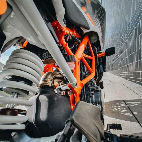 Decat for KTM 125250 390 Duke and Husqvarna 401