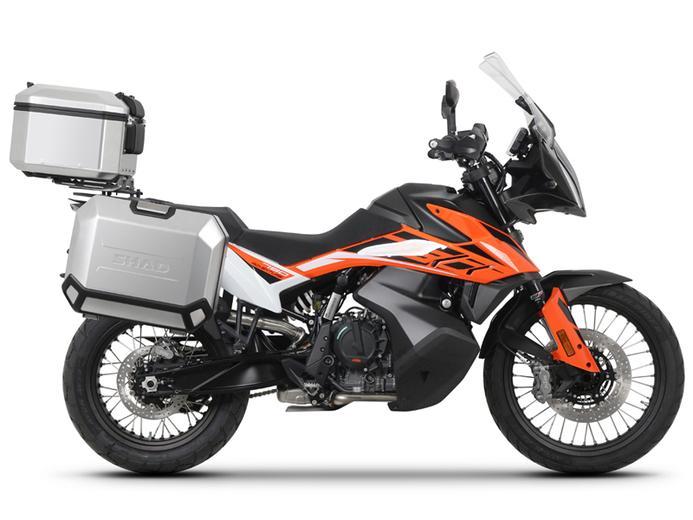 SHAD 4P Terra Pannier Fitting Kit - KTM 890 Adventure 2021 Bagoros Performance