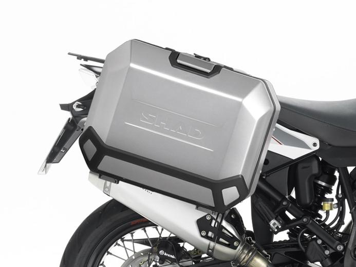 Next SALE £143.90 £160.99 You Save: £17.09 (10%) In Stock Delivery Wednesday, 25th August - order within19Hrs57Mins KTM 1290 Super Adventure R (14-20) SHAD 4P Terra Pannier Fitting Kit