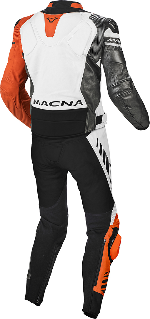 Macna-Tracktix-2pc-Motorcycle Leather Suit
