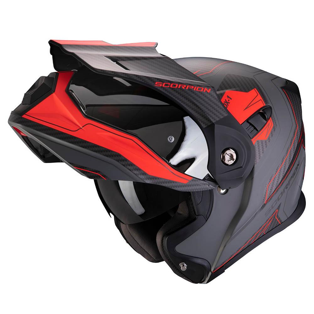 sCORPION ADX-1 Tucson Helmet RED
