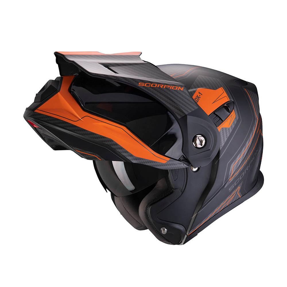 SCORPION ADX-1 Tucson Helmet  ORANGE 