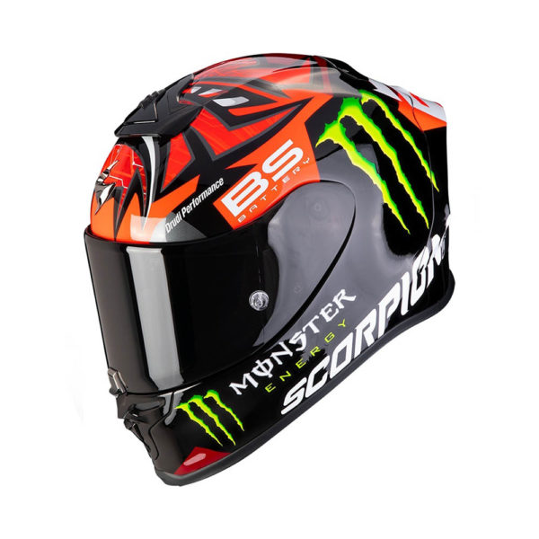 Scorpion_ EXO_R1_Air_Fabio_Monster_Replica_Helmet_front