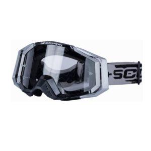 Scorpion motocross goggles
