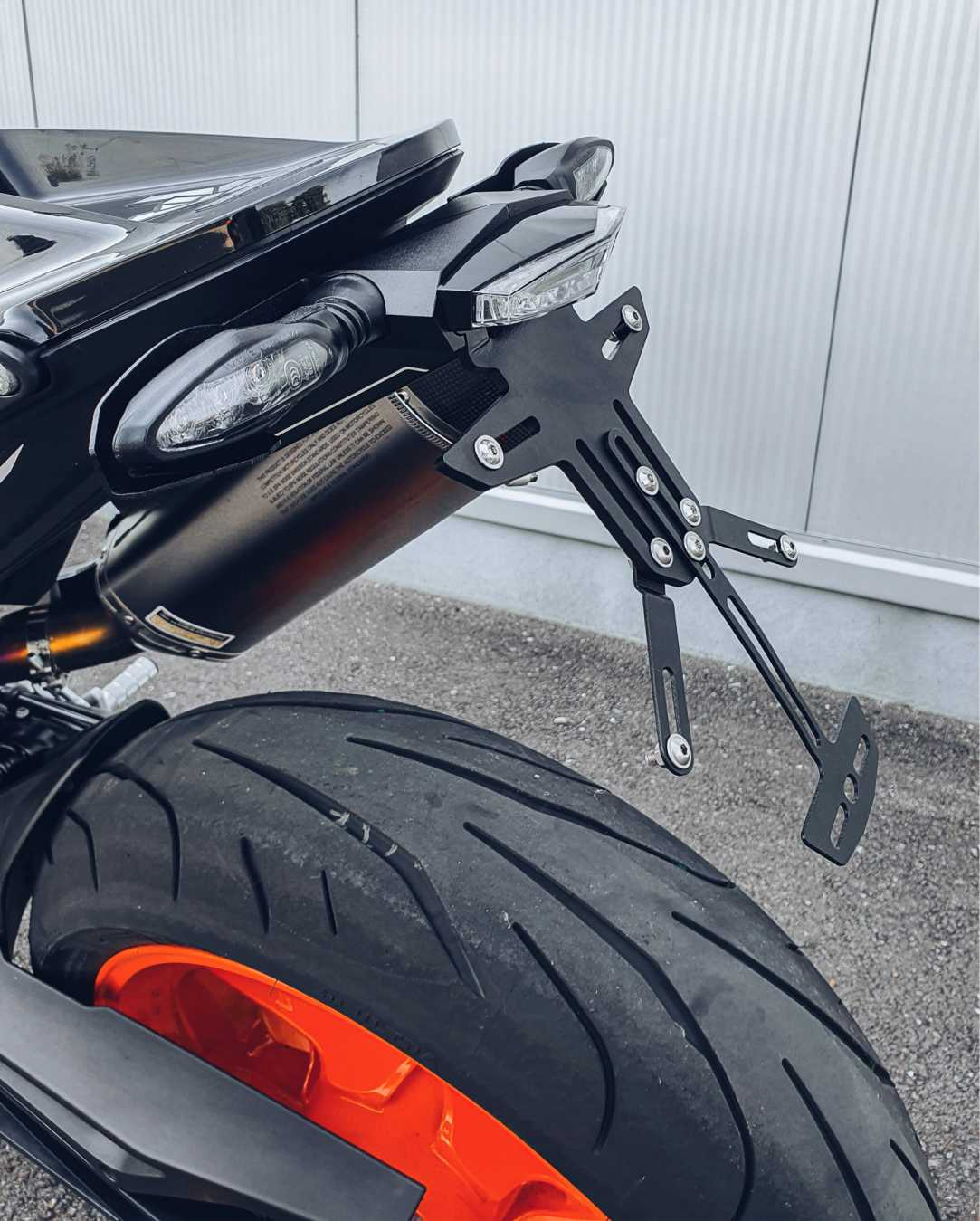 Tail Tidy 790 890 KTM DUKE Bagoros Performance