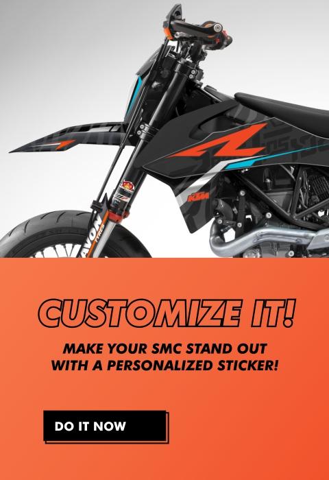 Customize SMC sticker
