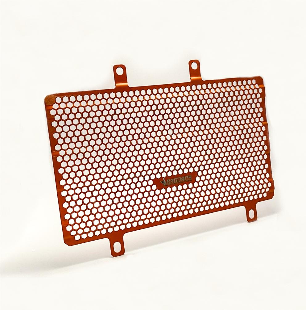 radiator guard 125 390 duke orange 1