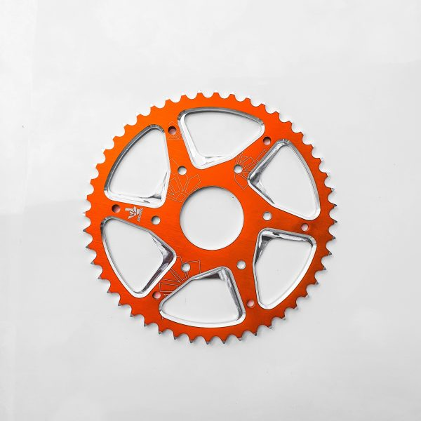 sprocket 48 ktm 390 adventure