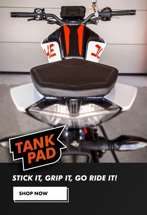 Tank Pad for KTM 125 / 250 / 390 DUKE